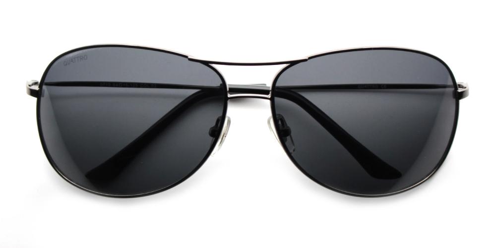 Adrian Rx Sunglasses Gun - Mens Fashion Sunglasses