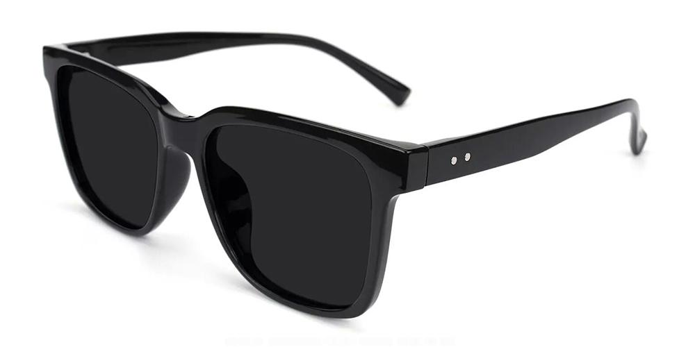 Ventura Prescription Sunglasses Black