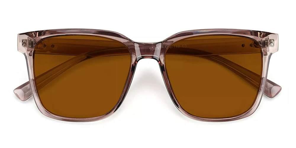 Ventura Prescription Sunglasses Clear Pink
