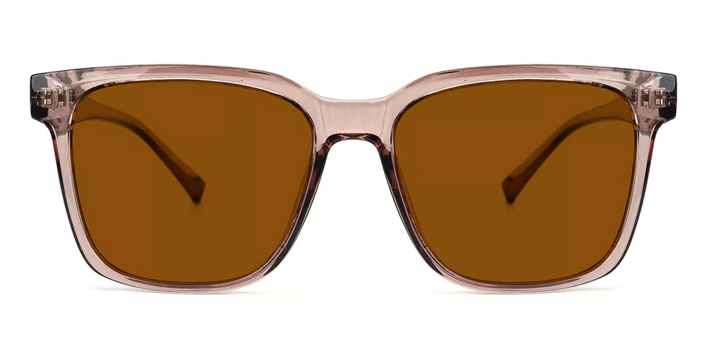 Ventura Prescription Sunglasses Clear Pink