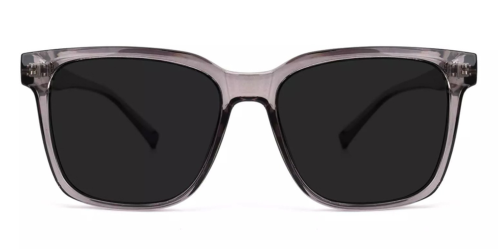 Ventura Prescription Sunglasses Clear Gray