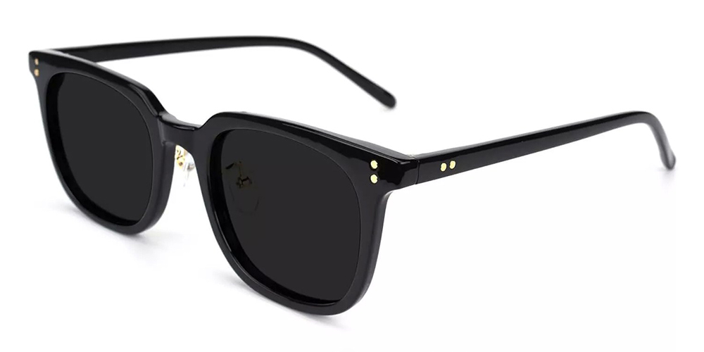 Peoria Prescription Sunglasses Black