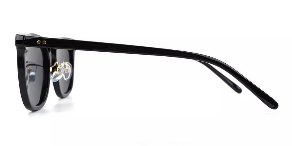 Peoria Prescription Sunglasses Black