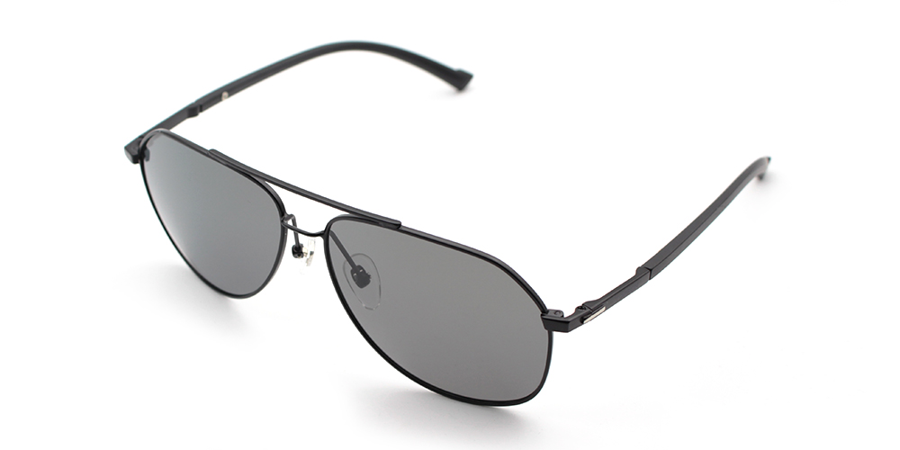 Ian Rx Sunglasses Black - Prescription Sunglasses
