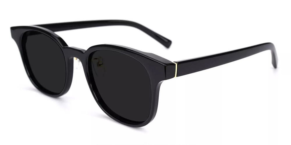 Danville Prescription Sunglasses Black