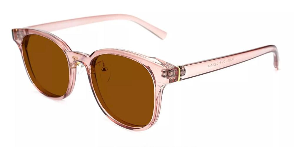 Danville Prescription Sunglasses Pink
