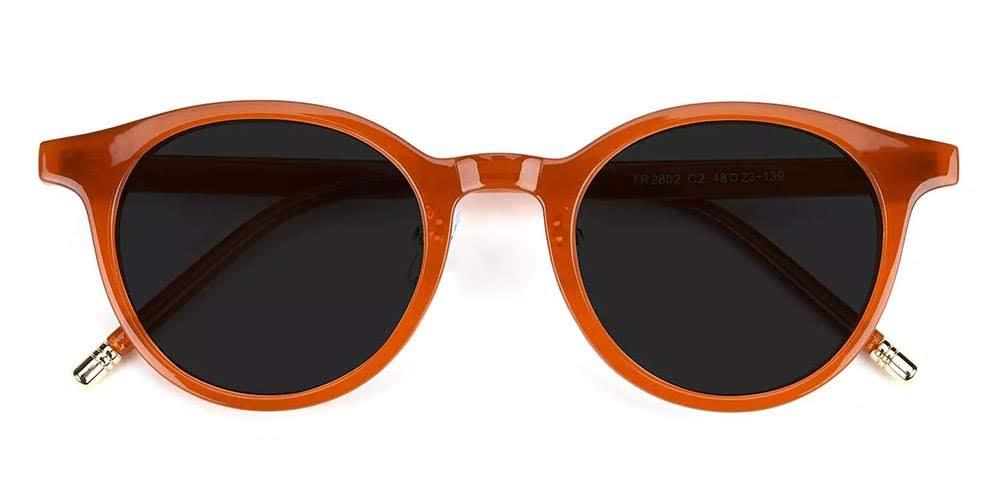 Elgin Prescription Sunglasses Gold