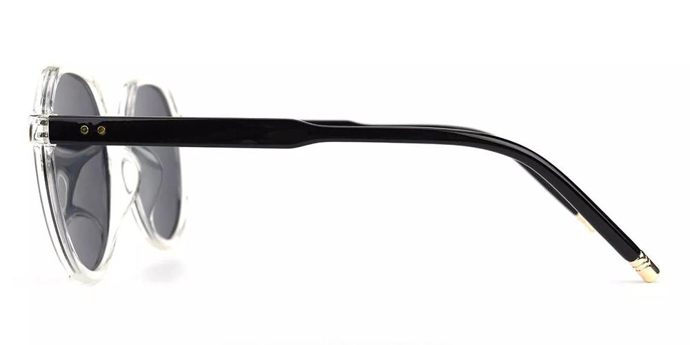 Odessa  Prescription Sunglasses Clear