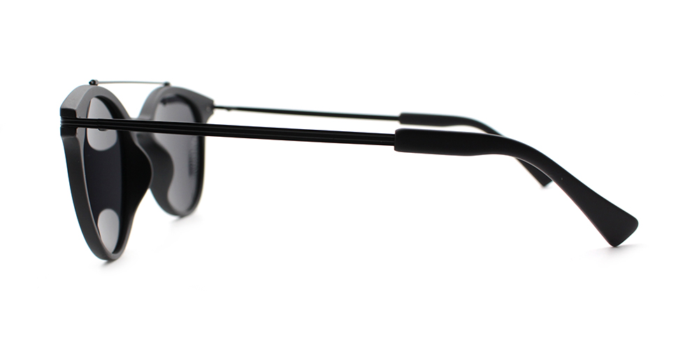 Alexandra Rx Sunglasses Black - Women Fashion Sunglasses