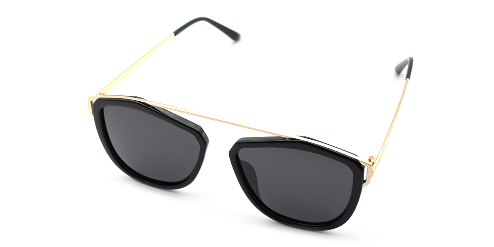 Violet Rx Sunglasses Black