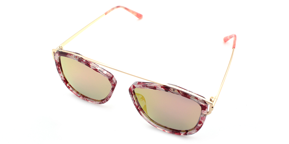 Violet Rx Sunglasses Pink - Women Prescription Sunglasses
