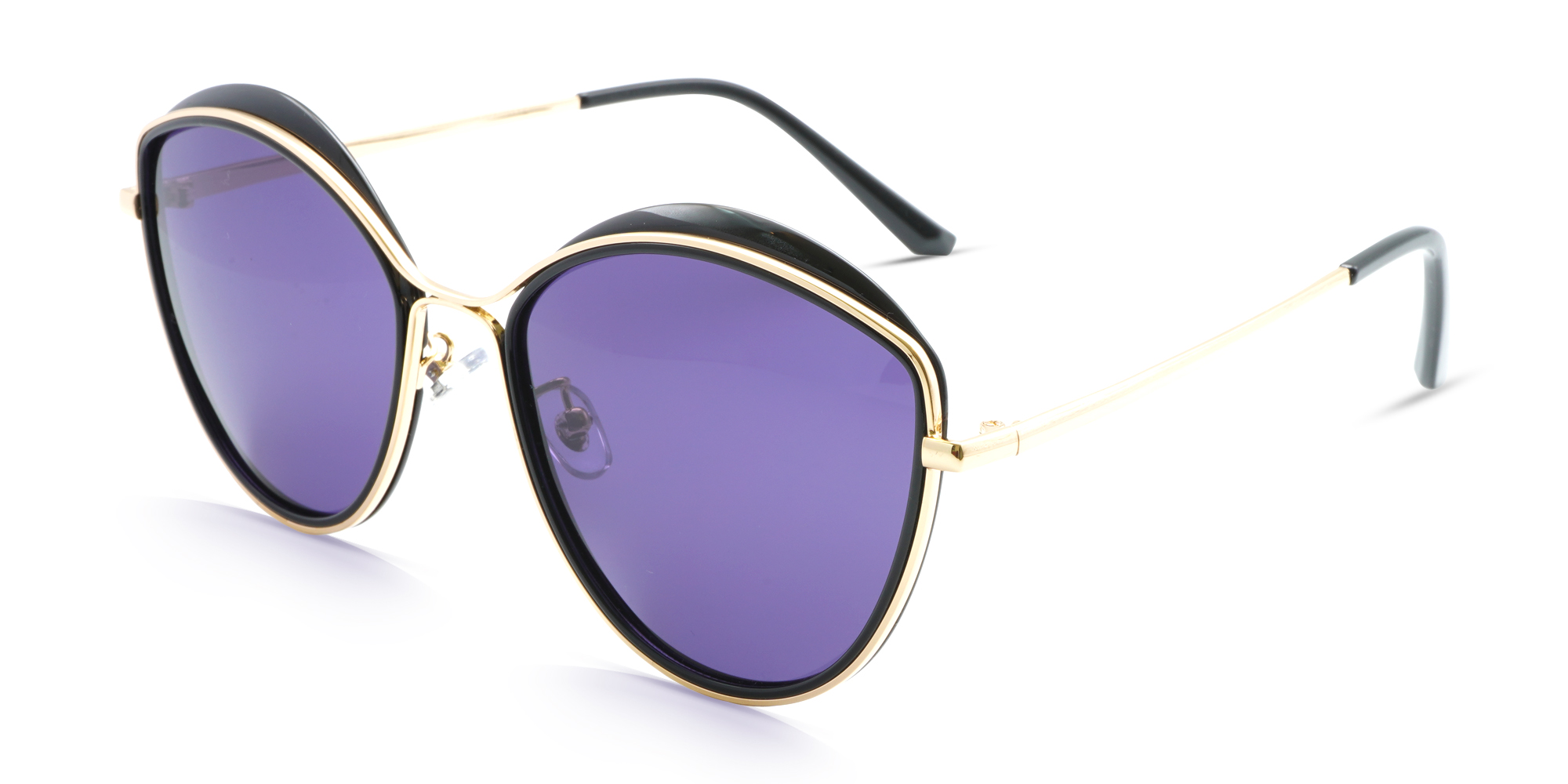 Geneva Sunglasses Gold