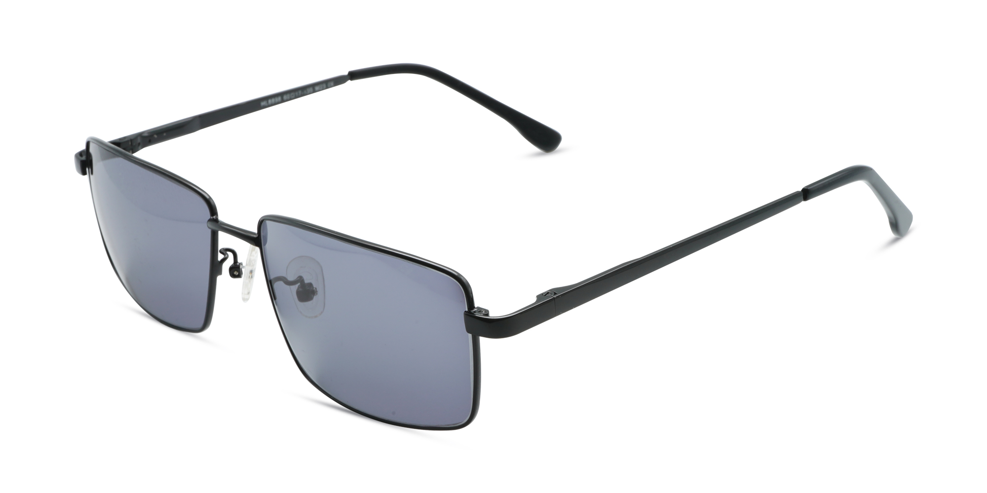 Hudson Sunglasses Black