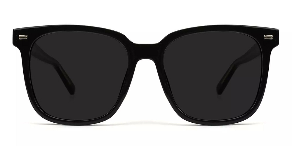 Lowell Cat Eye Rx Sunglasses Black
