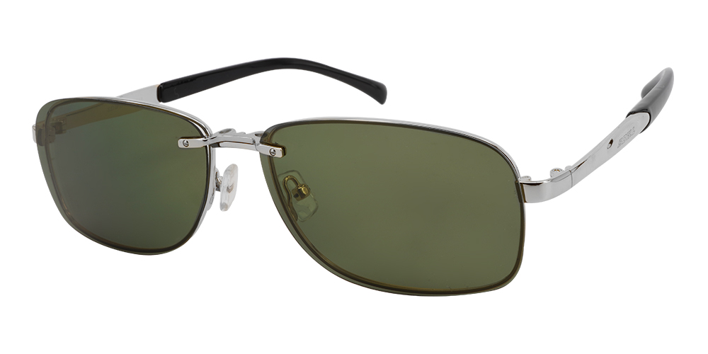 Auburn Clip-On Rx Sunglasses - Women Prescription Sunglasses