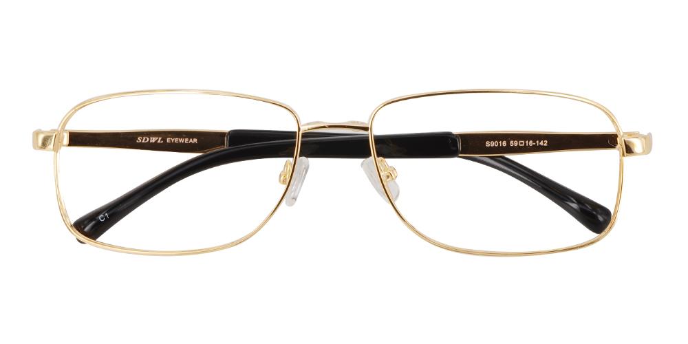 Geneva  Clip-On Rx Sunglasses