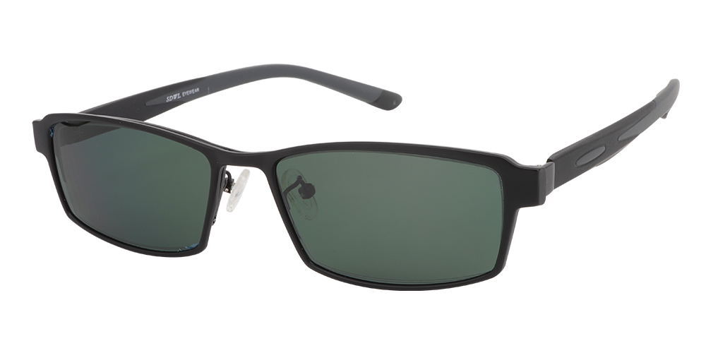 Melvin Clip-On Rx Sunglases