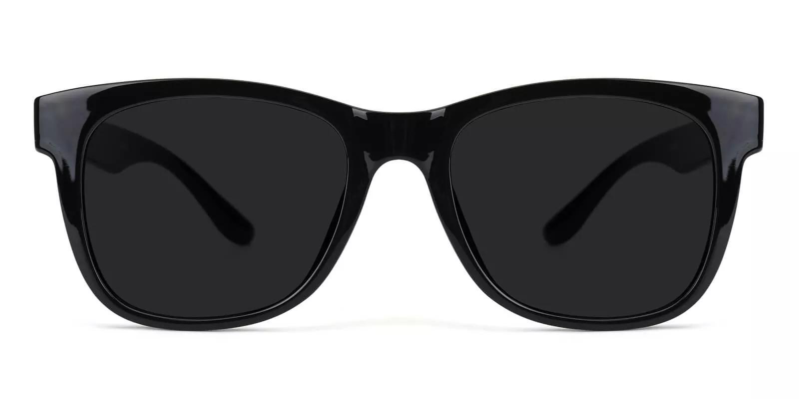 Fairfield Prescription Sunglasses Black