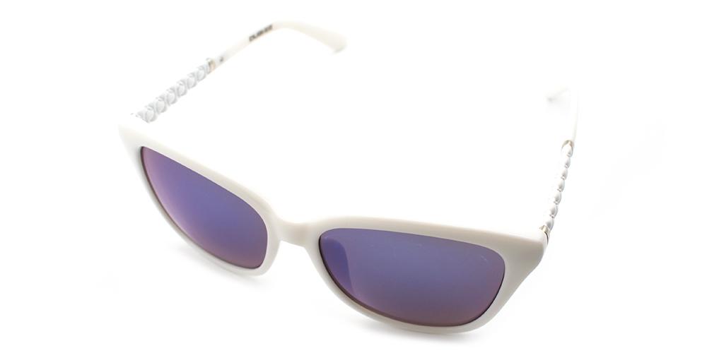 Eva Rx Sunglasses White - Unisex Prescription Sunglasses