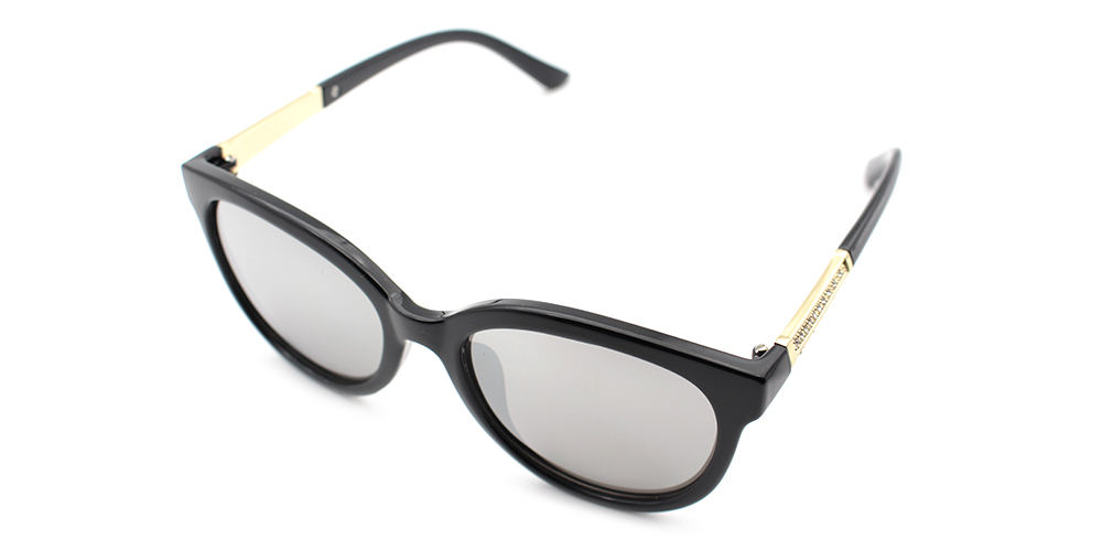 Eliana Rx Sunglasses Black - Women Prescription Sunglasses