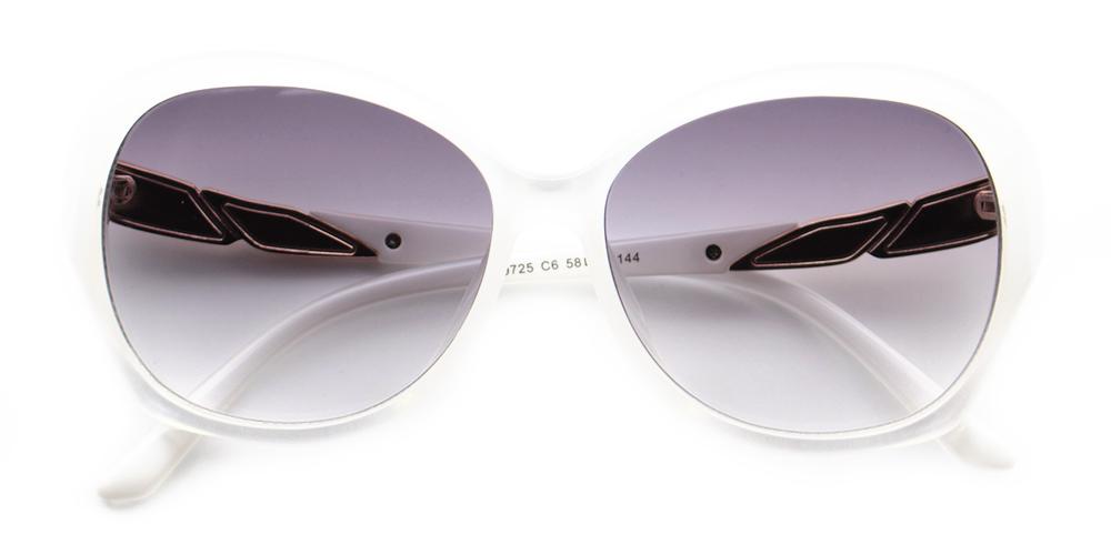 Chloe Rx Sunglasses White