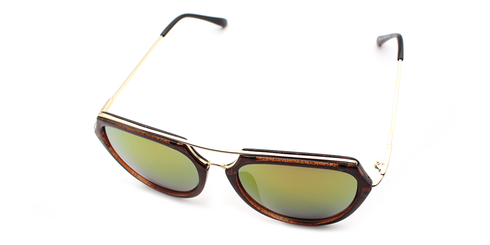 Mia Rx Sunglasses Brown - Women Prescription Sunglasses