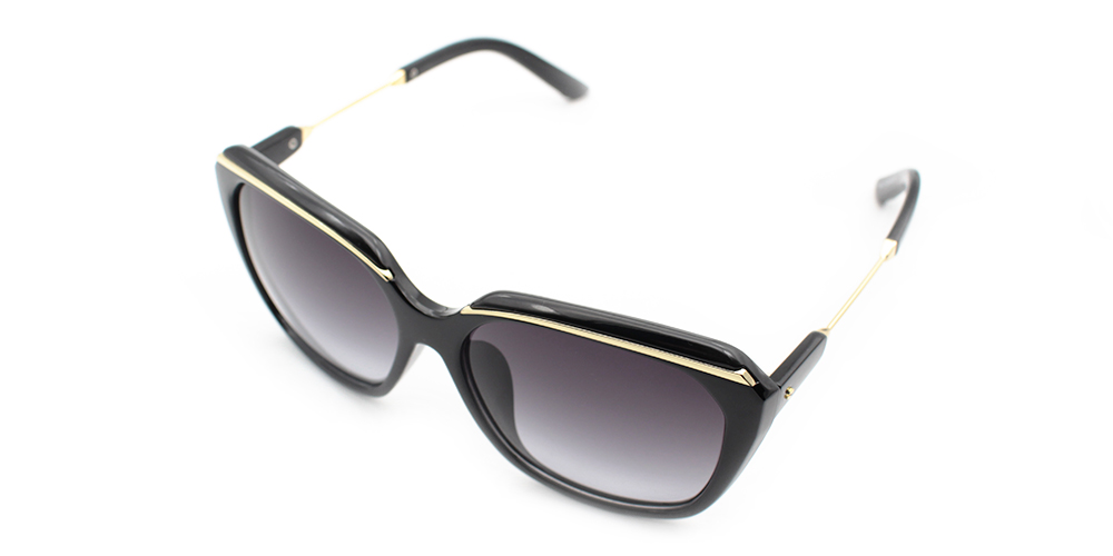 Layla Rx Sunglasses Black