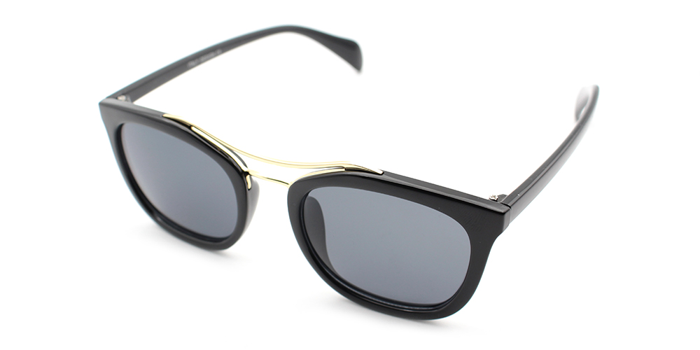 Kaylee Rx Sunglasses Black - Women Prescription Sunglasses