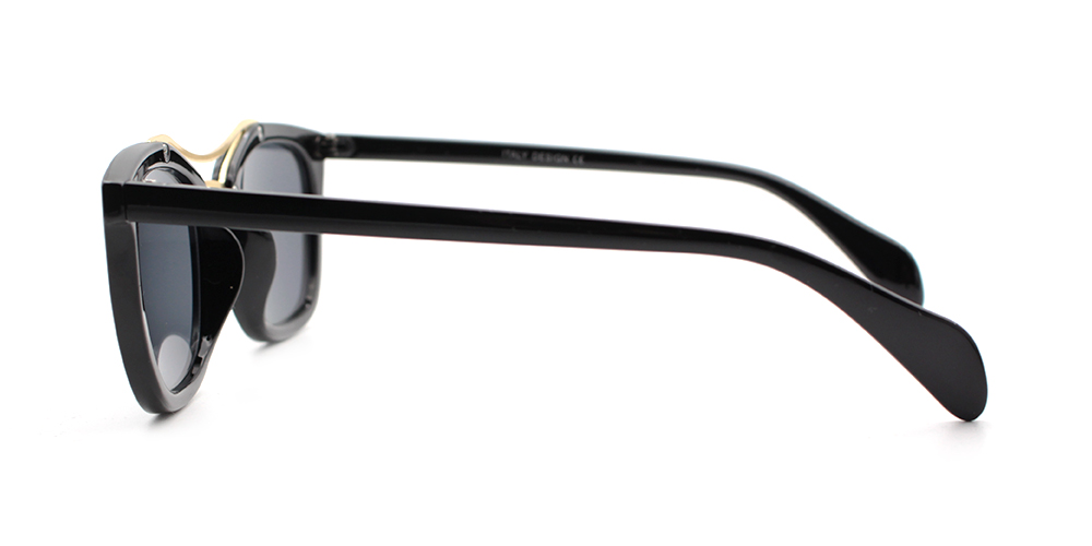 Kaylee Rx Sunglasses Black