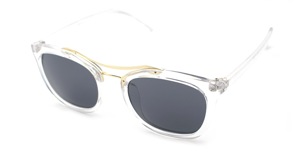 Kaylee Rx Sunglasses Crystal