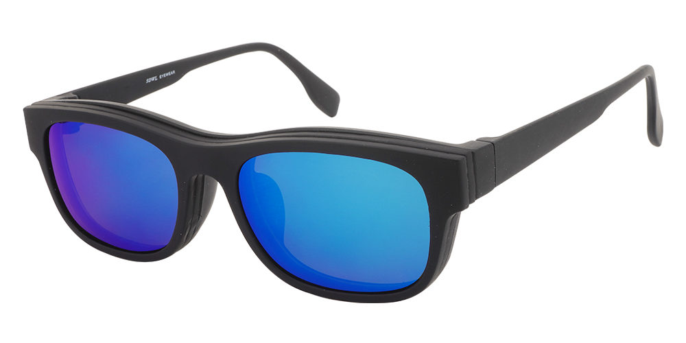 Oliver Clip-On Rx Sunglasses - Women's Glasses