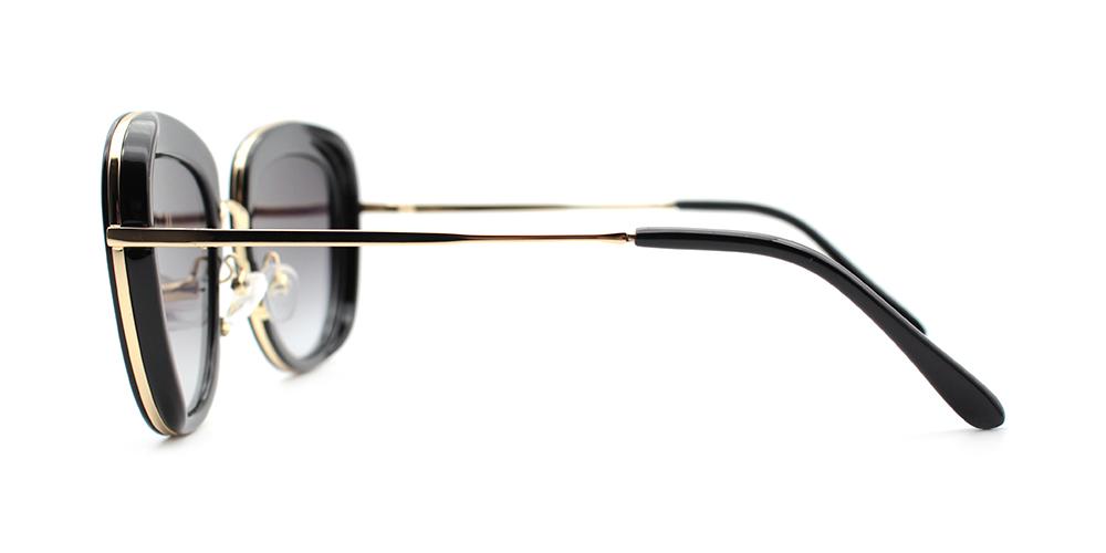 Emily Rx Sunglasses Black - Women Fashion Sunglasses