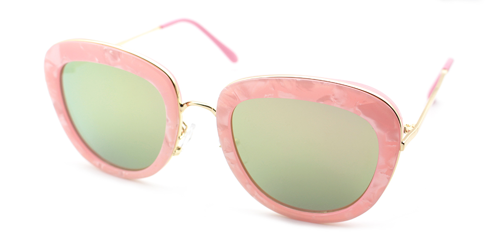 Emily Rx Sunglasses Pink
