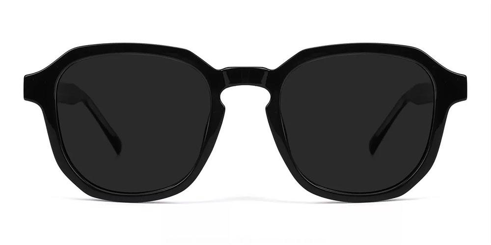 Vallejo Prescription Sunglasses Black