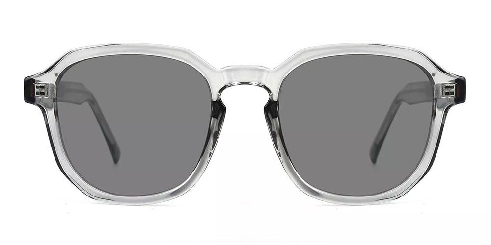 Vallejo Prescription Sunglasses Clear Grey