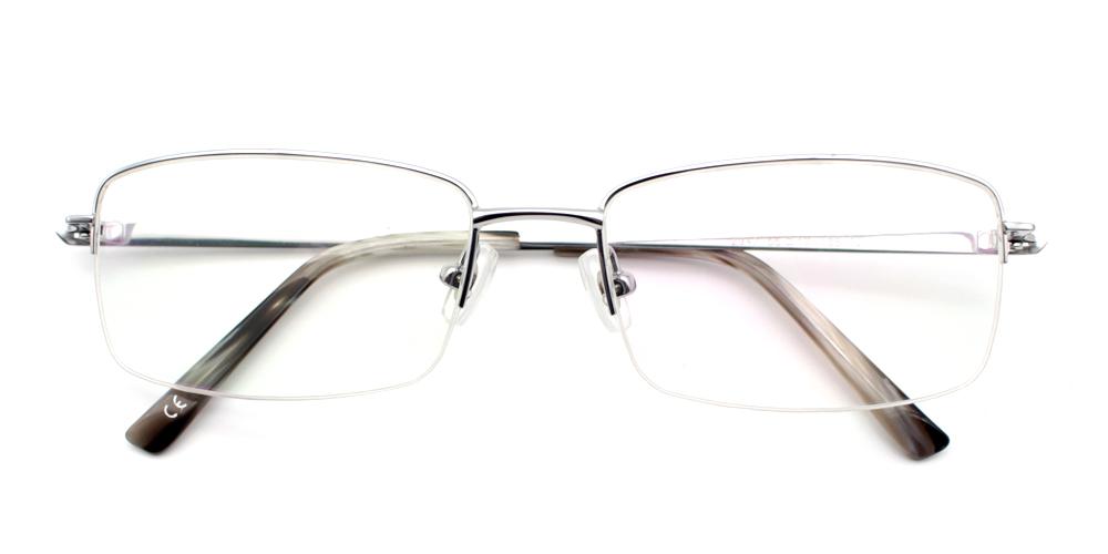 Angelo Eyeglasses Silver