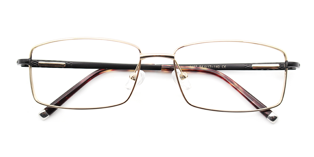 Cooper Titanium Glasses Gold