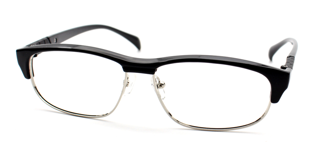 Grayson Eyeglasses Black