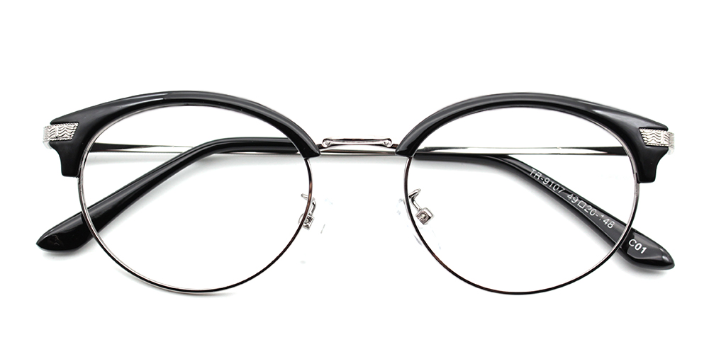 Eli Eyeglasses Black