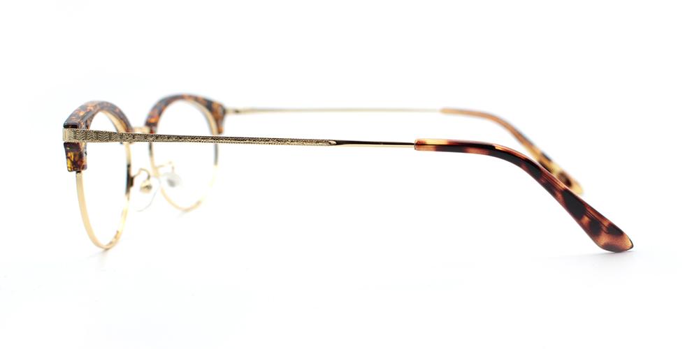 Eli Eyeglasses Gold
