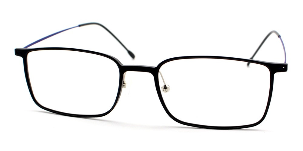 Kevin Eyeglasses Black