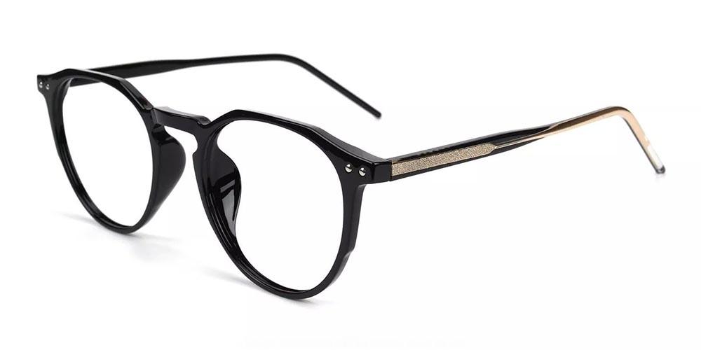 Columbia Prescription Glasses - Super Light TR90 - Black