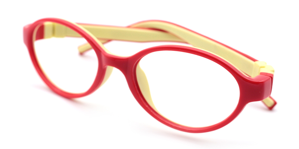 Molly Kids Rx Glasses Red