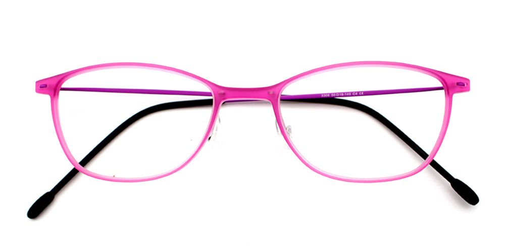 Melody Eyeglasses Pink