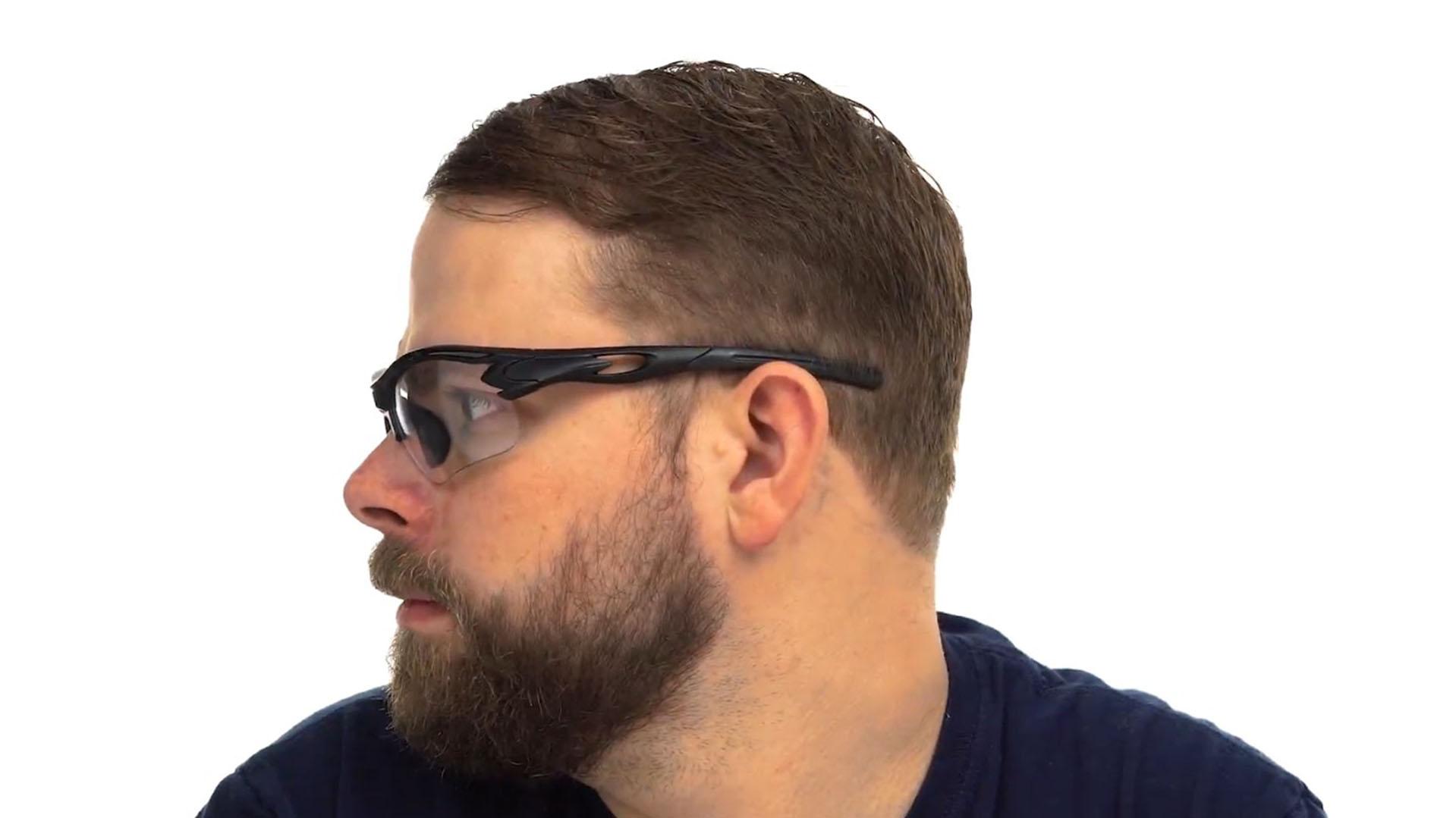Matrix Bayshore Prescription Safety Glasses - ANSI Z87.1