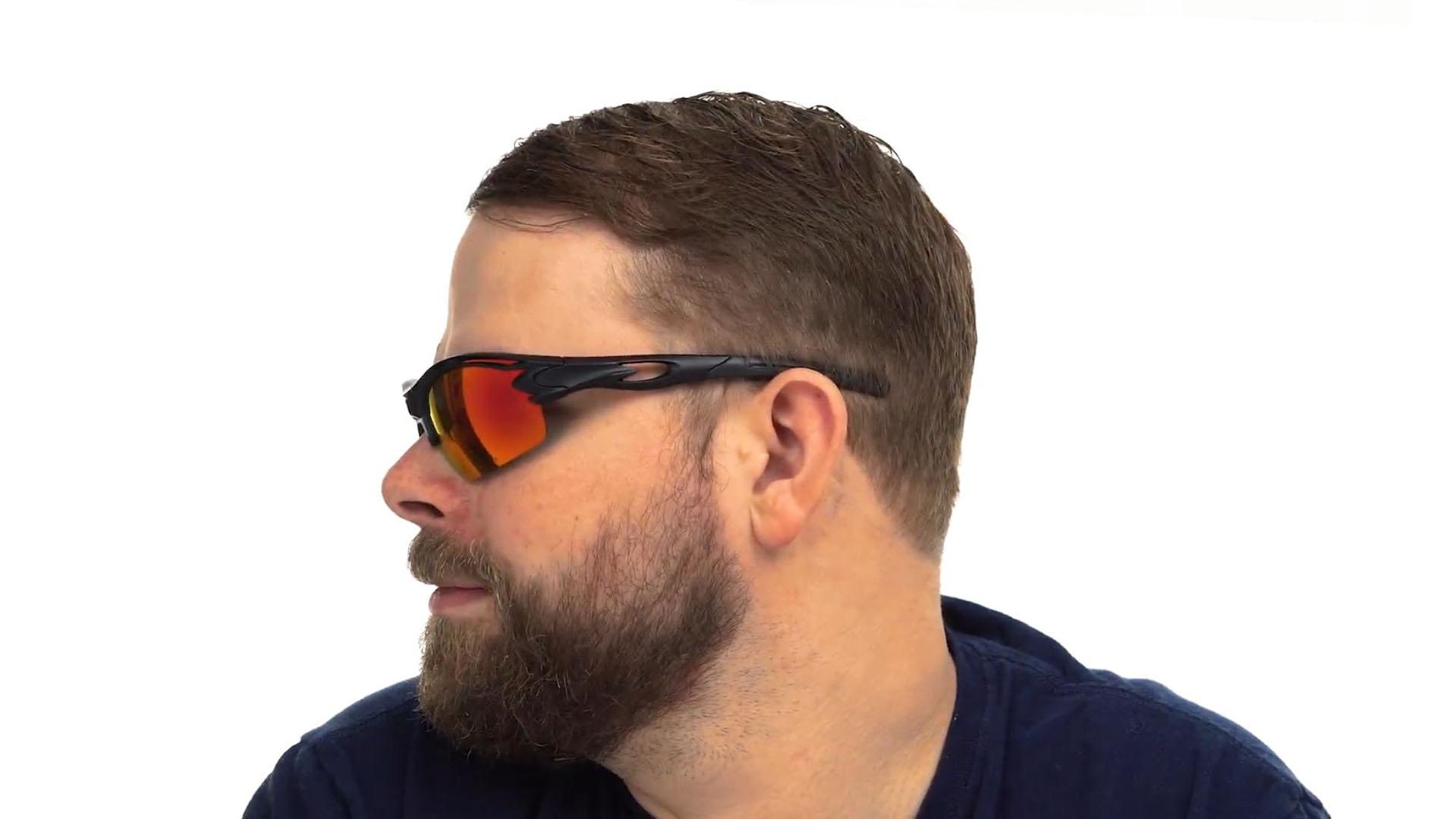Matrix Bayshore Prescription Safety Sports Sunglasses - Polarized or Transition Lenses