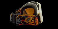 Josiah Rx Ski Goggle White - Prescription Ski Goggles