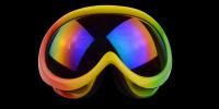 Mateo Rx Ski Goggle Rainbow - Prescription Snowboard Goggles