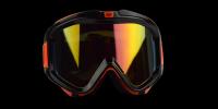Asher Rx Ski Goggle Orange - Prescription Ski Goggles