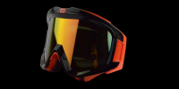 Asher Rx Ski Goggle Orange - Prescription Sports Glasses